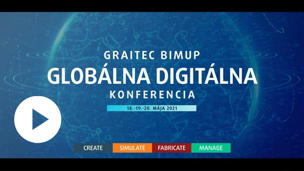 Graitec BIMUp Conference 2021 Video Slovakia